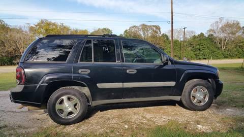 2004 Chevrolet TrailBlazer for sale in Alvin, TX