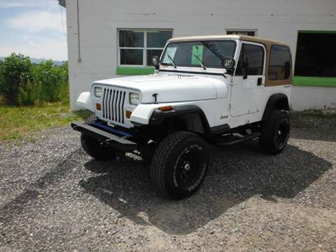1993 Jeep Wrangler for sale in Preston, ID