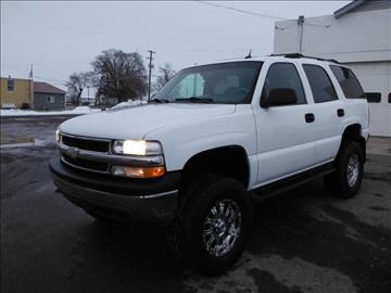 2005 Chevrolet Tahoe for sale in Preston, ID