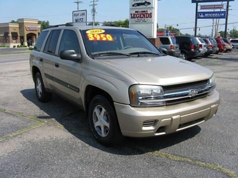 2004 Chevrolet TrailBlazer for sale in Jeffersonville, IN