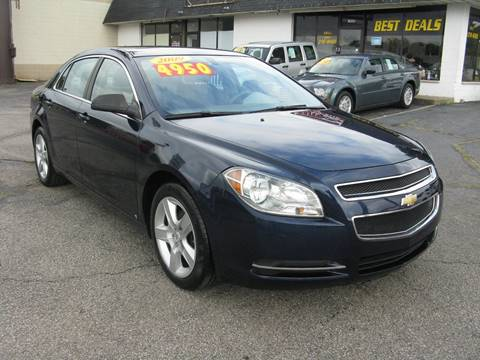 2009 Chevrolet Malibu for sale in Jeffersonville, IN
