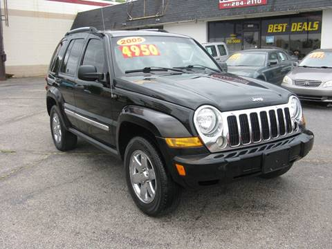 2005 Jeep Liberty for sale in Jeffersonville, IN