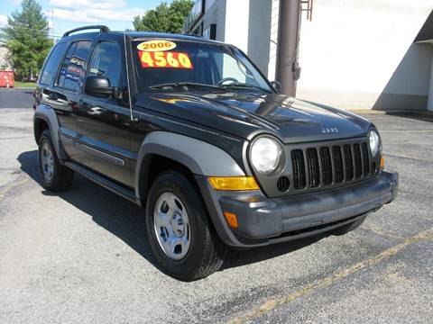 2006 Jeep Liberty for sale in Jeffersonville, IN