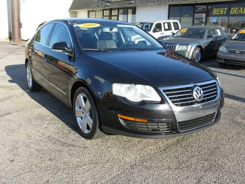 2008 Volkswagen Passat for sale in Jeffersonville, IN