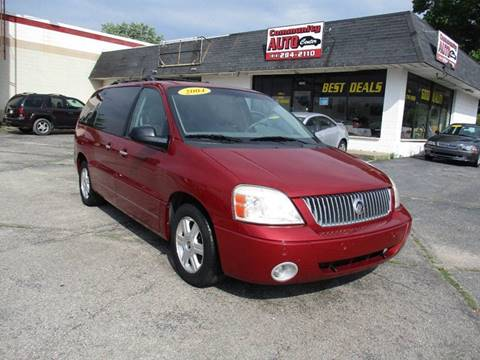 2005 mercury monterey oil type