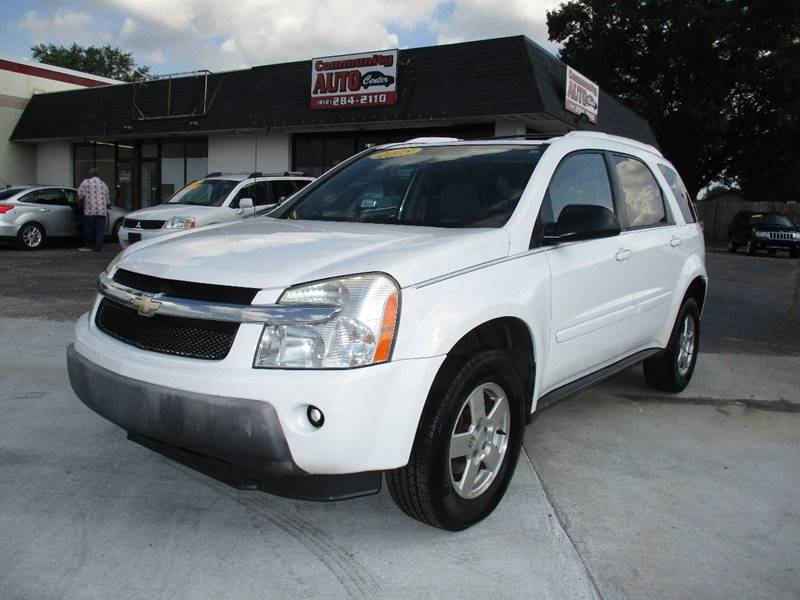 2005 Chevrolet Equinox For Sale At Community Auto Center In Jeffersonville  IN