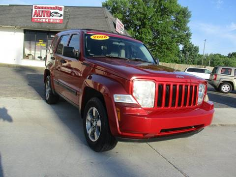 2008 Jeep Liberty for sale in Jeffersonville, IN