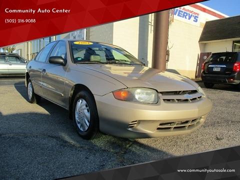 2004 Chevrolet Cavalier for sale in Jeffersonville, IN