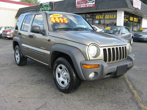 2004 Jeep Liberty for sale in Jeffersonville, IN