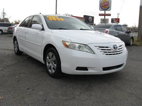 2007 Toyota Camry for sale in Jeffersonville, IN