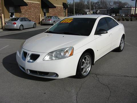 2007 Pontiac G6 for sale in Jeffersonville, IN