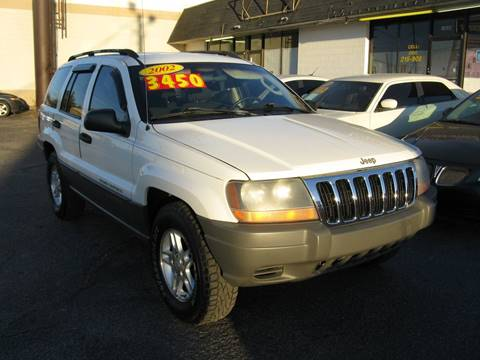 2002 Jeep Grand Cherokee for sale in Jeffersonville, IN