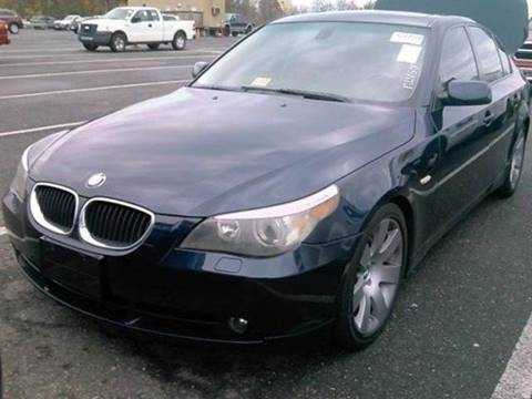 2004 BMW 5 Series For Sale Queens Village NY  Carsforsalecom