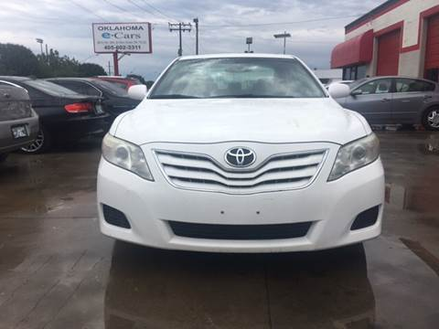2010 Toyota Camry for sale in Warr Acres, OK