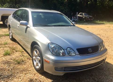 2004 Lexus GS 300 for sale in Laurel, MS