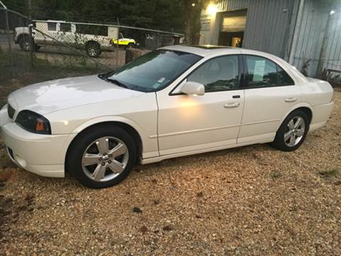 2006 Lincoln LS for sale in Laurel, MS