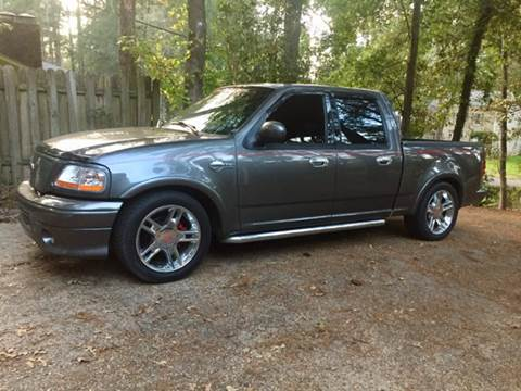 2002 Ford F-150 for sale in Laurel, MS