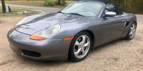 2002 Porsche Boxster for sale in Laurel, MS