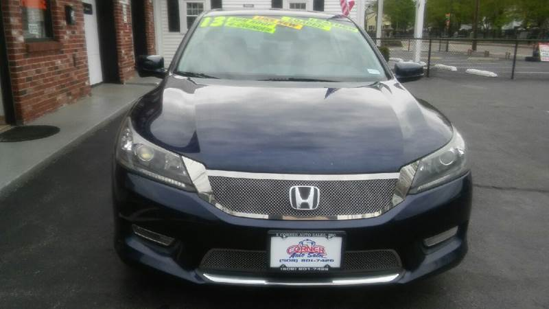 2013 Honda Accord EX-L 4dr Sedan - Brockton MA
