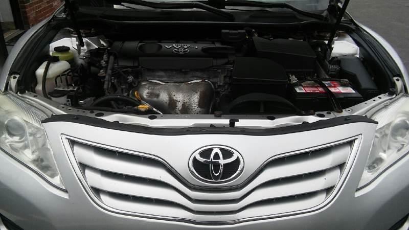 2010 Toyota Camry LE 4dr Sedan 6A - Brockton MA