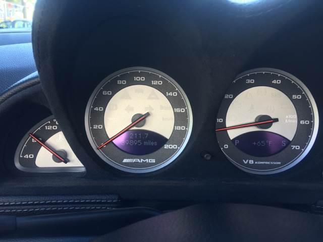 2004 Mercedes-Benz SL-Class SL 55 AMG 2dr Convertible - Brockton MA