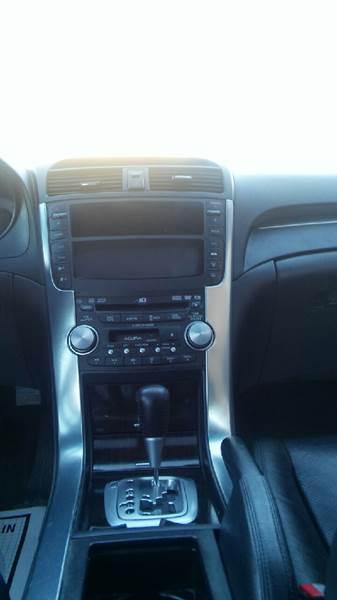 2008 Acura TL 4dr Sedan - Brockton MA