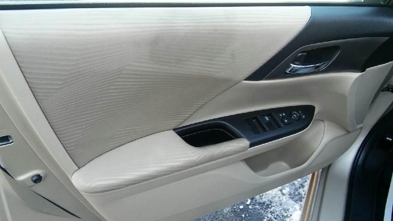 2015 Honda Accord LX 4dr Sedan CVT - Brockton MA