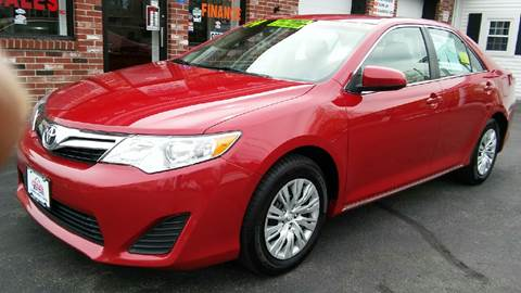 2014 Toyota Camry for sale in Brockton, MA