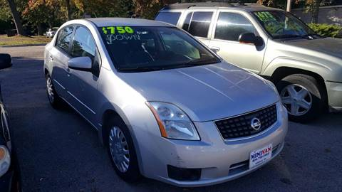 2007 Nissan Sentra for sale in Ashland, VA