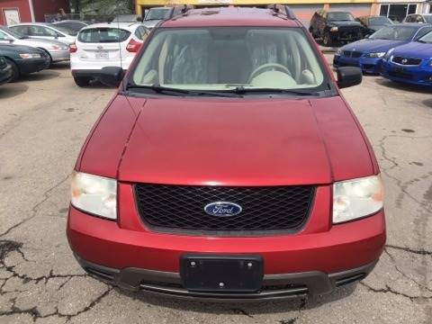 2005 Ford Freestyle for sale at RABI AUTO SALES LLC in Garden City ID