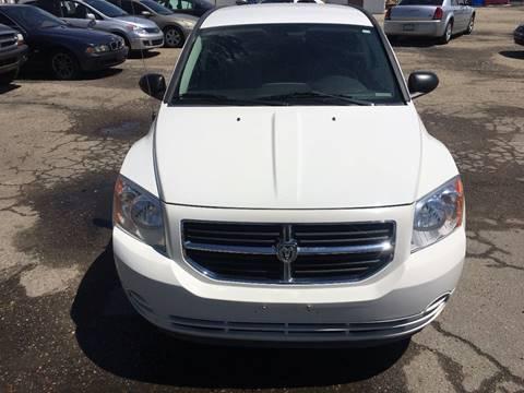2009 Dodge Caliber for sale at RABI AUTO SALES LLC in Garden City ID