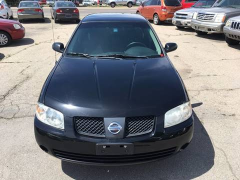2006 Nissan Sentra for sale at RABI AUTO SALES LLC in Garden City ID