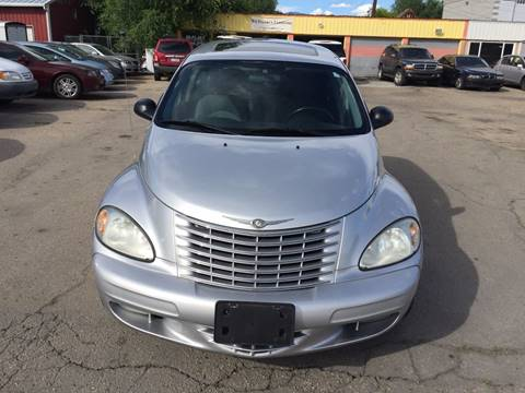 2004 Chrysler PT Cruiser for sale at RABI AUTO SALES LLC in Garden City ID