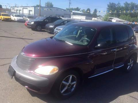2003 Chrysler PT Cruiser for sale at RABI AUTO SALES LLC in Garden City ID
