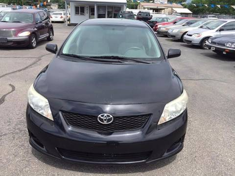 2009 Toyota Corolla for sale at RABI AUTO SALES LLC in Garden City ID