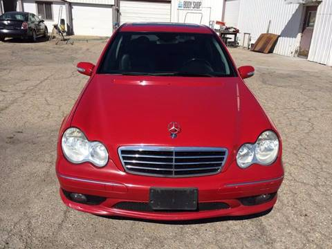 2006 Mercedes-Benz C-Class for sale at RABI AUTO SALES LLC in Garden City ID