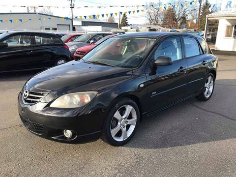 2005 Mazda MAZDA3 for sale at RABI AUTO SALES LLC in Garden City ID