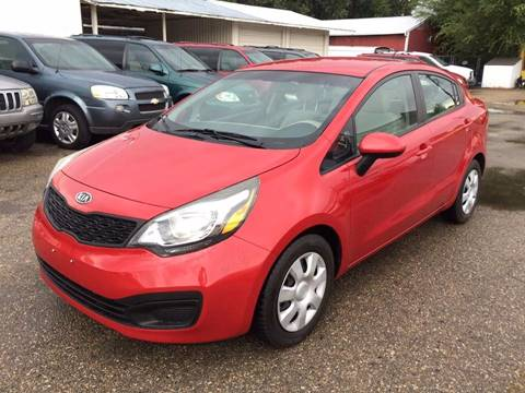 2012 Kia Rio for sale at RABI AUTO SALES LLC in Garden City ID