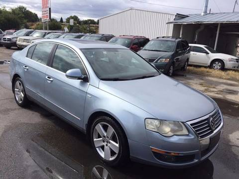 2007 Volkswagen Passat for sale at RABI AUTO SALES LLC in Garden City ID