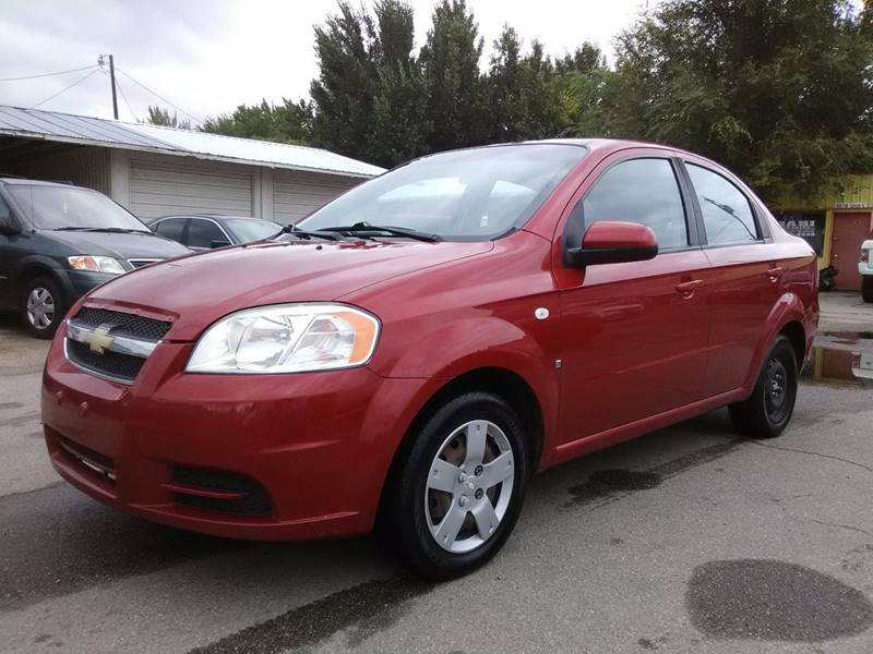 2008 Chevrolet Aveo For Sale At RABI AUTO SALES LLC In Garden City ID