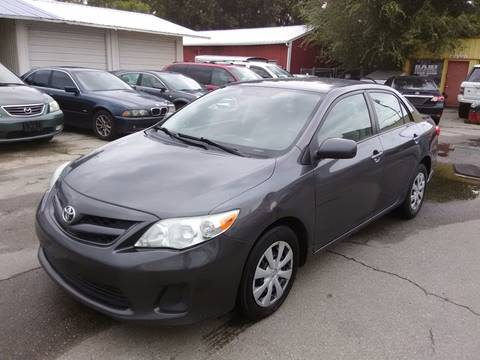 2011 Toyota Corolla for sale at RABI AUTO SALES LLC in Garden City ID