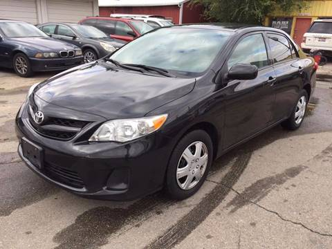 2013 Toyota Corolla for sale at RABI AUTO SALES LLC in Garden City ID