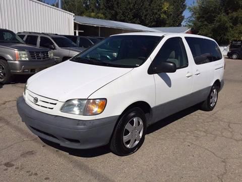 2001 Toyota Sienna for sale in Garden City, ID