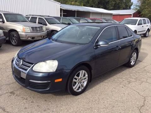 2007 Volkswagen Jetta for sale at RABI AUTO SALES LLC in Garden City ID