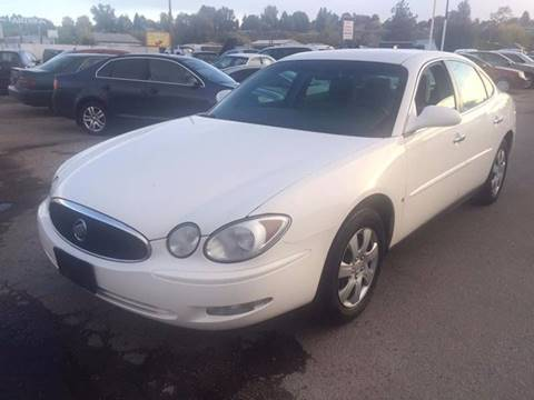 2007 Buick LaCrosse for sale at RABI AUTO SALES LLC in Garden City ID