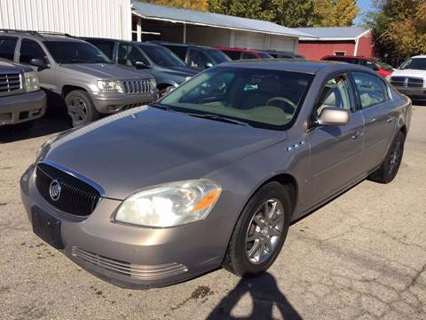 2006 Buick Lucerne for sale at RABI AUTO SALES LLC in Garden City ID