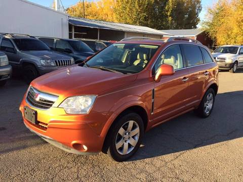 2008 Saturn Vue for sale at RABI AUTO SALES LLC in Garden City ID