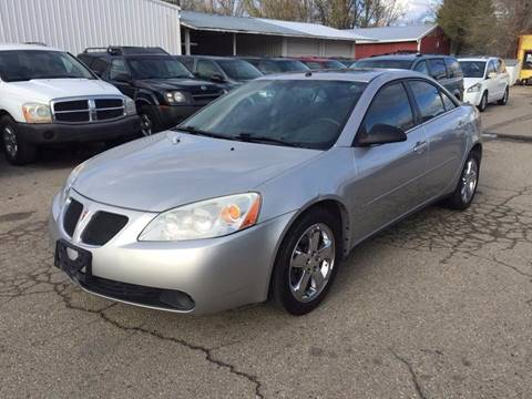 2006 Pontiac G6 for sale at RABI AUTO SALES LLC in Garden City ID