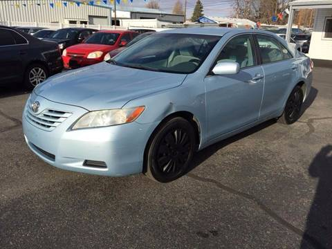 2009 Toyota Camry for sale at RABI AUTO SALES LLC-B Branch in Garden City ID