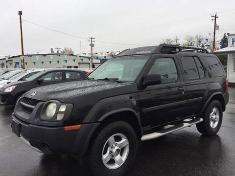 2004 Nissan Xterra for sale at RABI AUTO SALES LLC in Garden City ID
